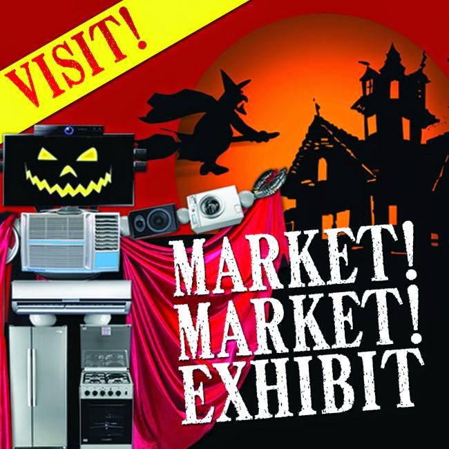 AUTOMATIC CENTRE: MARKET - MARKET EXHIBIT OCTOBER 2014