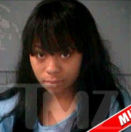 Lil wayne s baby mama 4 r amp b singer nivea was busted for dui in