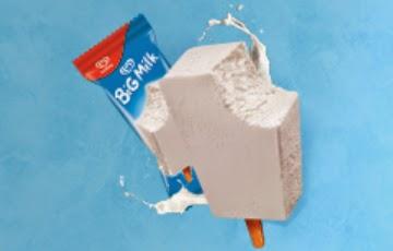 Klienci Biedronki nie dostaną darmowych lodów Big Milk na patyku