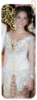 model kebaya pengantin modern