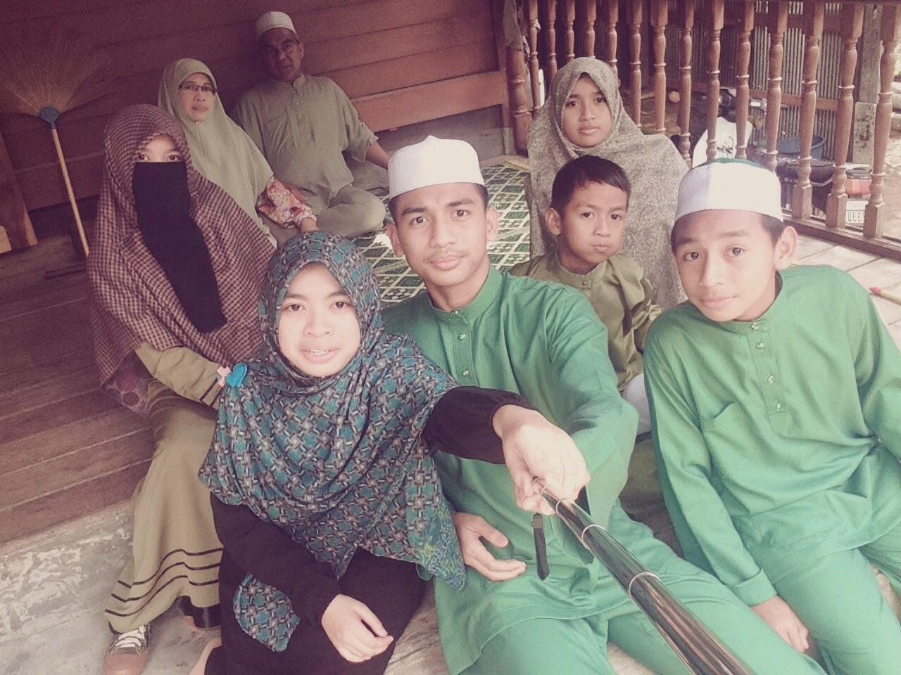Keluarga Hj Amran