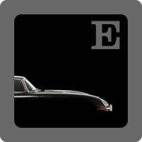 E is for Effervescent: 1967 Jaguar XKE