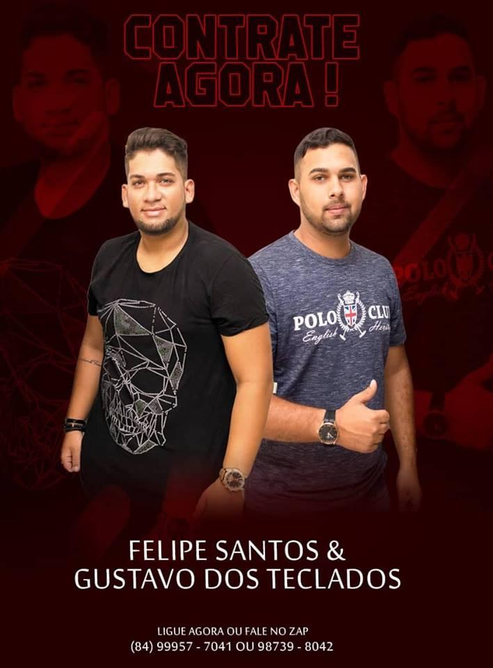 FELIPE SANTOS & GUSTAVO DOS TECLADOS