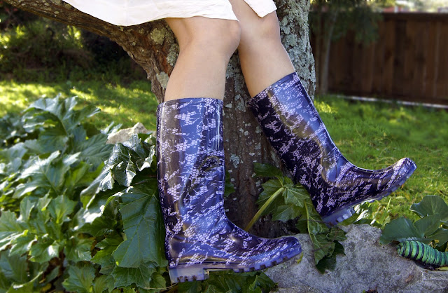 lace boot, chopinholic