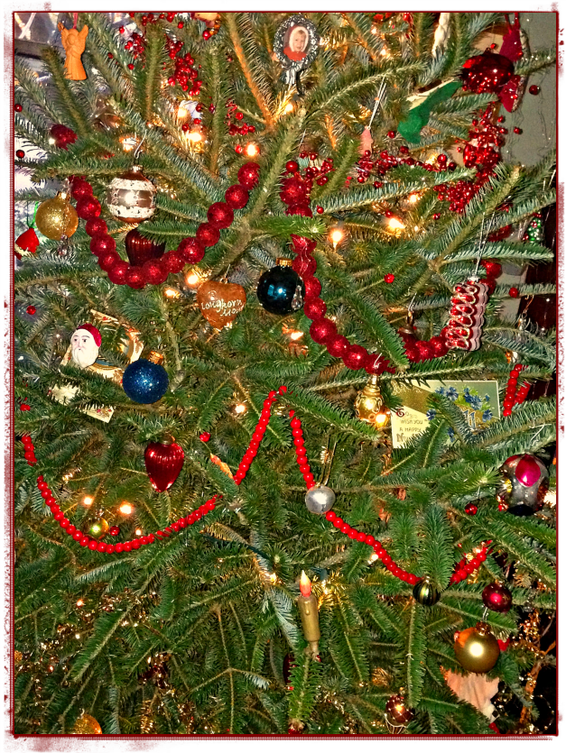 o (what has happened to the) christmas tree? - grace grits and