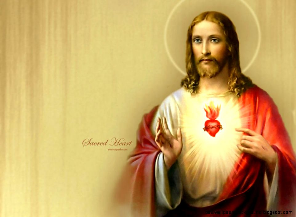 Jesus Christ Hd Wallpaper For Desktop  Wallpapers Records