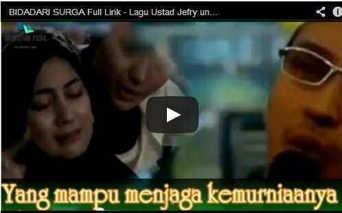 Download Lagu Uje Bidadari Surga