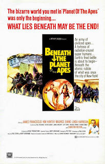 Watch Beneath the Planet of the Apes (1970) movie free online