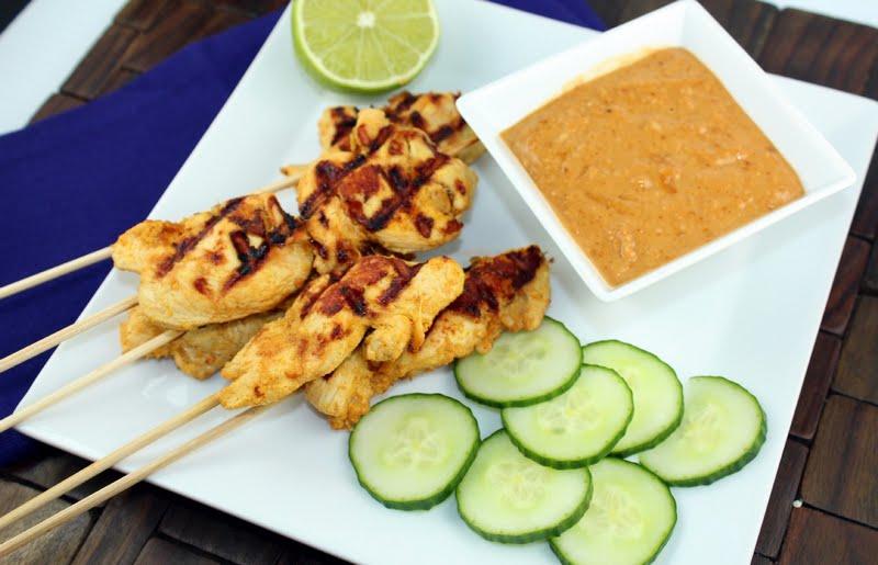 Chicken Satay | Generation Y Foodie