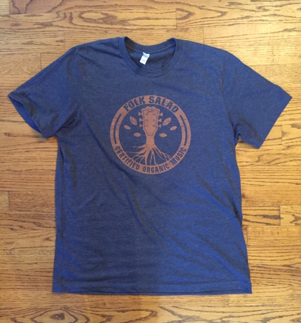 Folk Salad T Shirts  are Here!