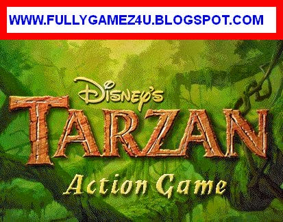Download Tarzan Game