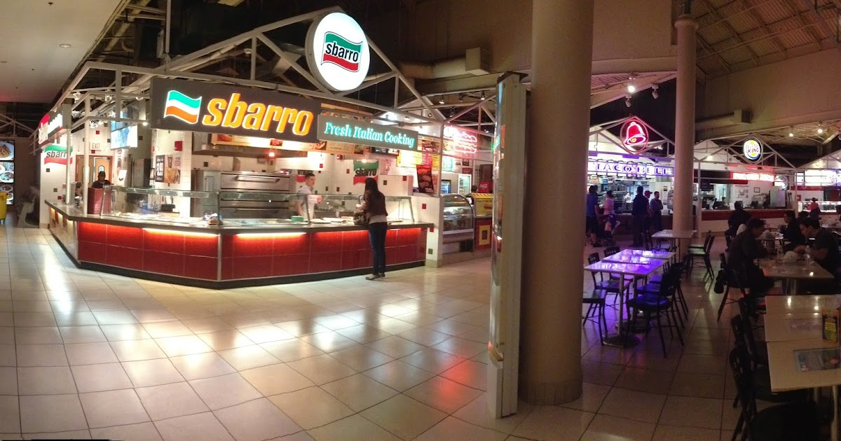 The Food Court At Newport Center Mall In Jersey City Nj The Foodlee
