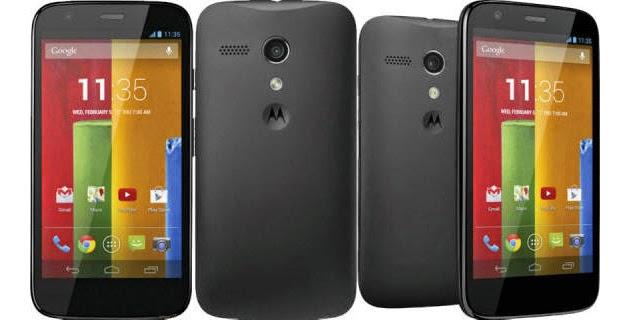 № 7 - Motorola Moto G