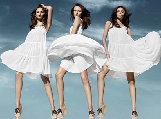 H&M primavera verano 2011 Conscious Collection