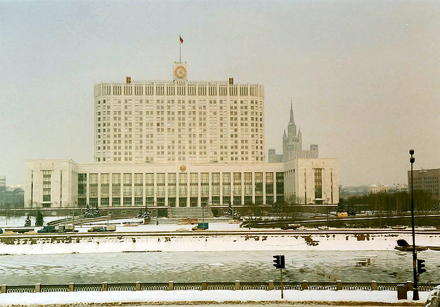 House Of The Russian Parliament 9