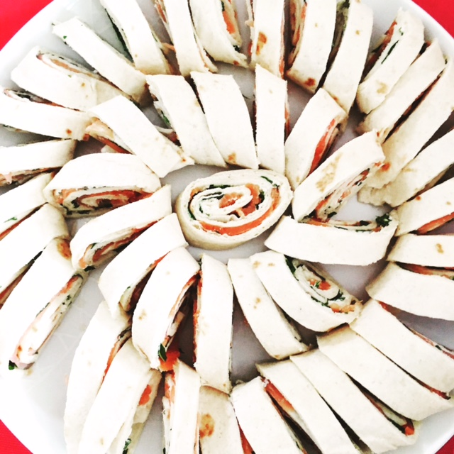salmon pinwheel recipe