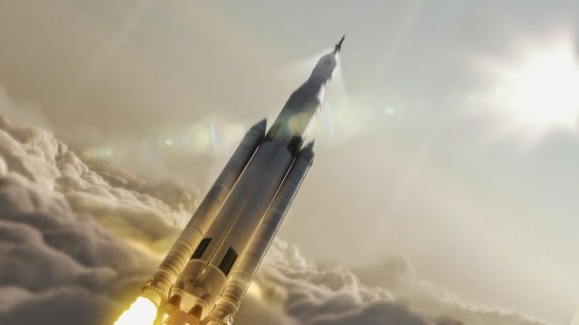 NASA's Space Launch System is officially all systems go for Mars and Moon landings