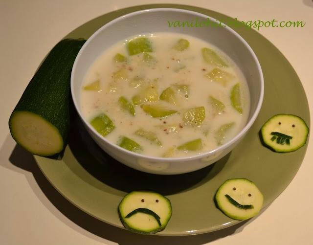 zucchini kheer