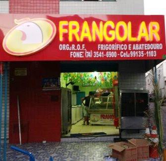FRANGOLAR-Frigorífico e Abatedouro