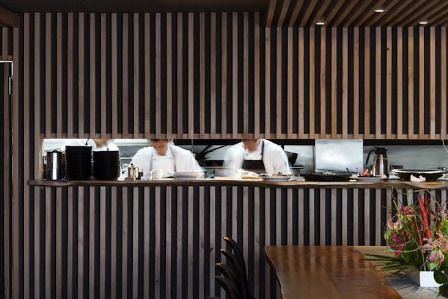Imagine these restaurant interior design cocoro new