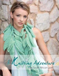 A Knitting Adventure - with South African Yarn