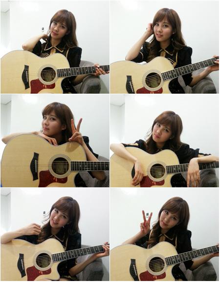 Seohyun Dengan Gitar