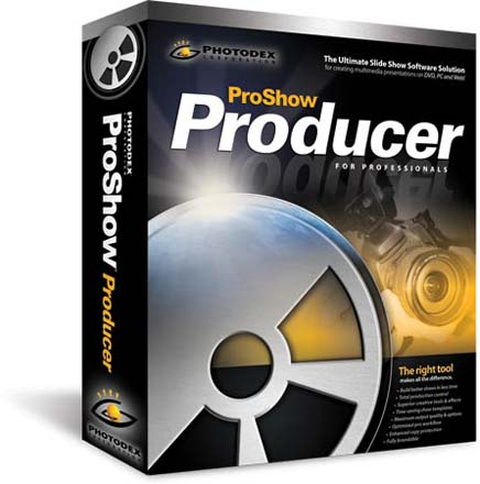 منافس الموفي ميكر ProShow Producer