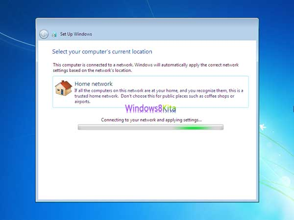 Panduan Cara Instal Windows 7 step 27