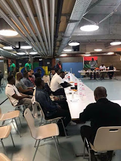 IPOB activists meet in Switzerland