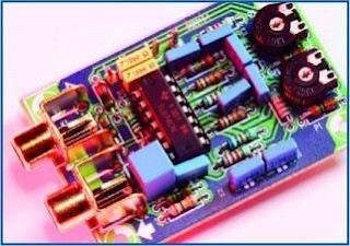 Tone Controller Circuit
