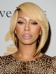 extension hairstyles : Sew in weave-Bob hairstyles- Keri Hilson