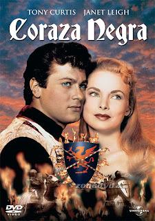 Carterl promocinal de la película, con el misterioso escudo de armas.