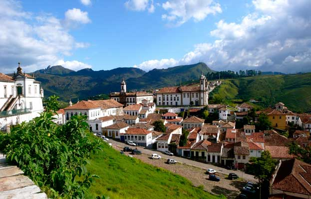 Historic Centre of the Town of Olinda Brazil