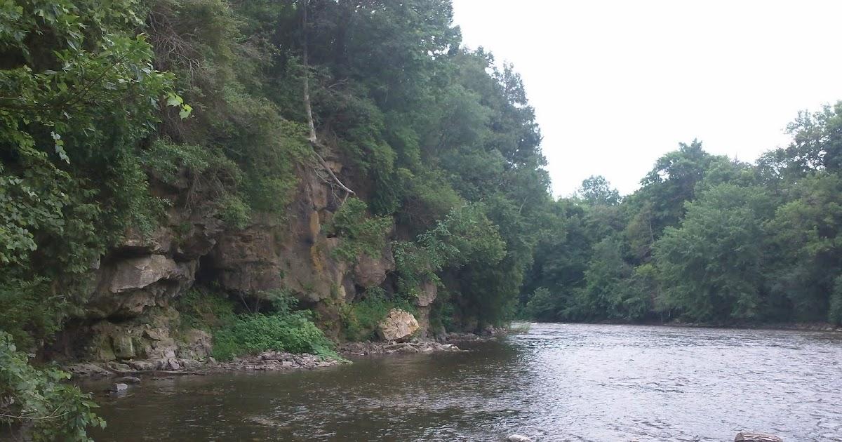 Illinois wisconsin fishing milwaukee river smallies for Milwaukee river fishing