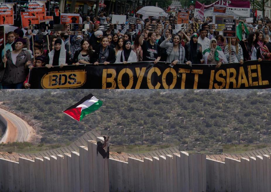 Boycott, Divest, Sanction