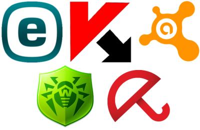 ESET NOD32, Kaspersky, Avast, Dr.Web, Avira Keyleri (2015)