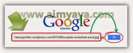 Gambar: Mencari gambar berdasarkan url image