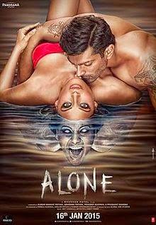 Film India Terbaru Alone (2015)