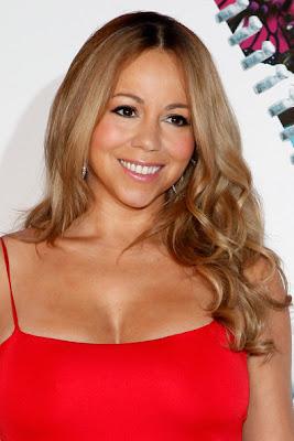 Mariah Carey Long Curls Hairstyle