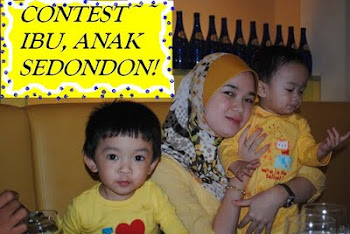 "Contest 'IBU & ANAK Sedondon!"""