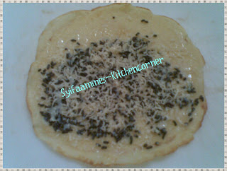 Pancake Gulung Isi Keju Coklat