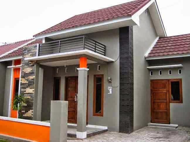 10 desain rumah minimalis terpopuler datar tampak atas