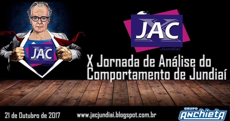 JAC Jundiaí - Jornada de Análise do Comportamento de Jundiaí