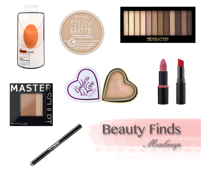 Beauty finds under €10: Makeup