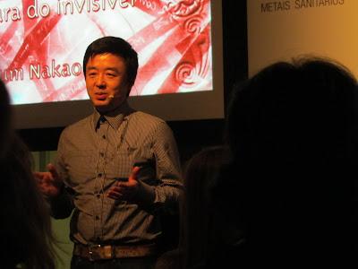 Palestra Jum Nakao - Um plano de viagem ao processo criativo