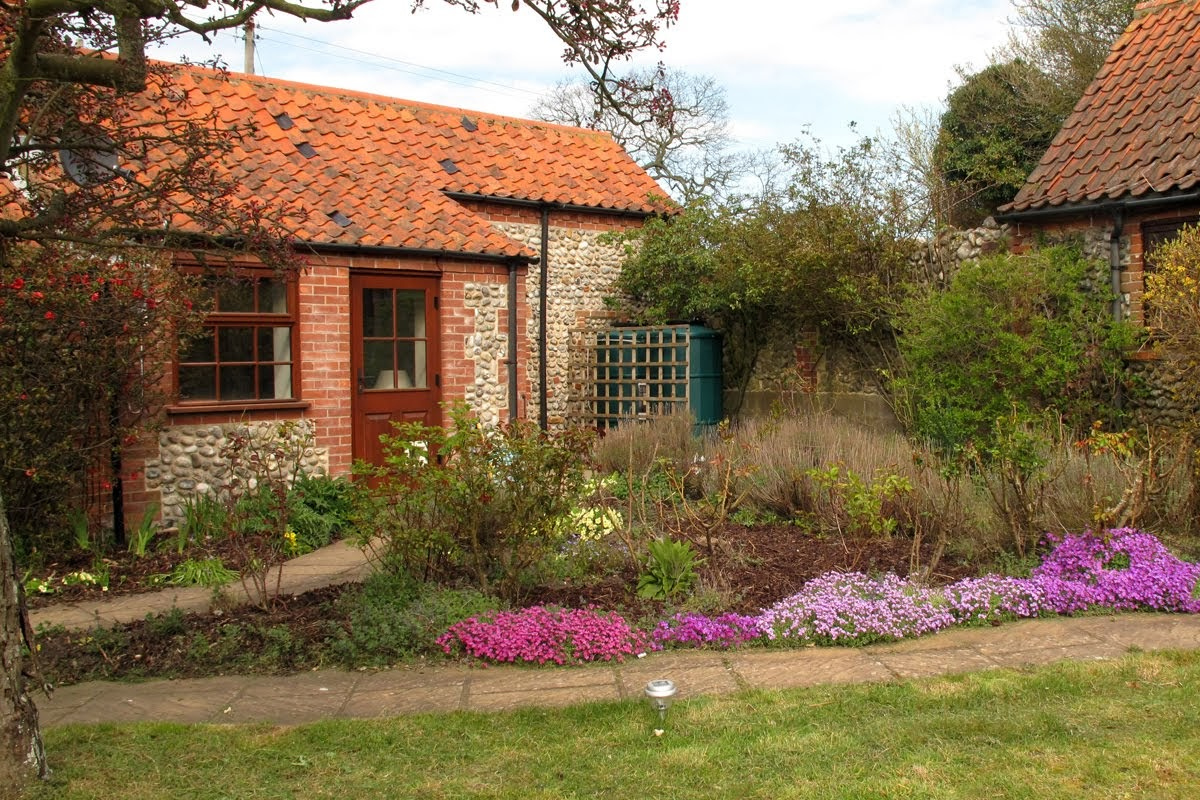 Norfolk coastal cottage