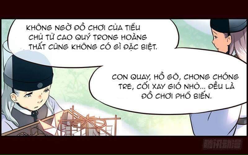 Hoa Phi Hoa 2 - Chap 1