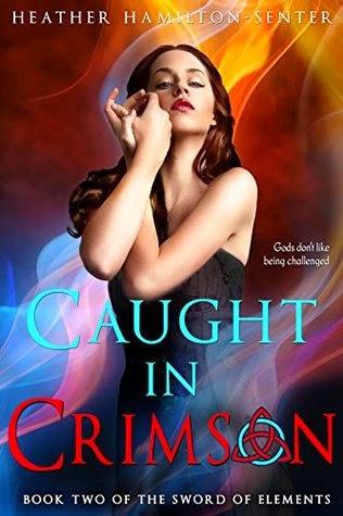 Caught in Crimson on Goodreads