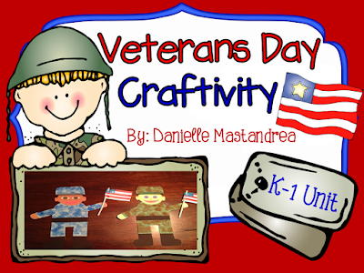 https://www.teacherspayteachers.com/Product/Veterans-Day-Craftivity-965274