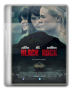 Black Rock   WEBRip AVI e RMVB Legendado